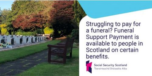 Social Security Scotland Funeral Support Payment