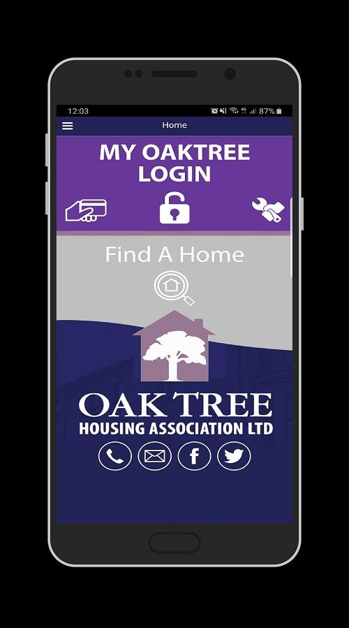 Oak Tree Housing Application